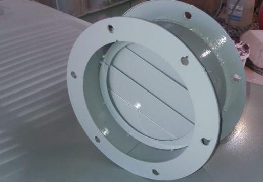 Производство гравитационных клапанов