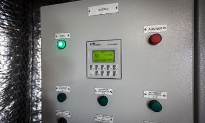 Автоматика приточно-вытяжной вентиляции
