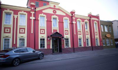 Банно-ресторанный комплекс «Три Богатыря»