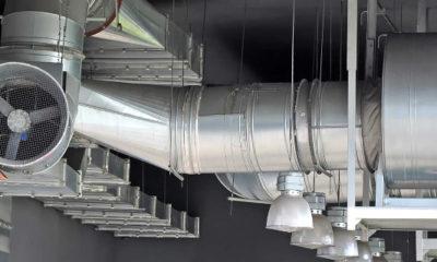 Монтаж систем вентиляций