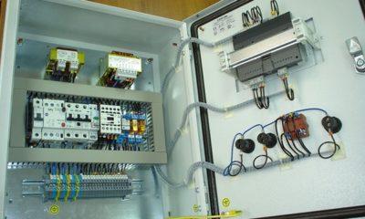 Автоматика управления вентиляцией