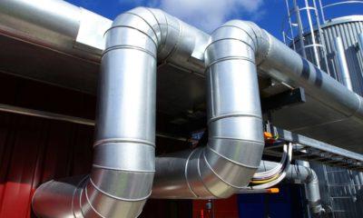 Установить изоляцию воздуховодов