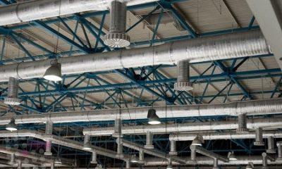 Вентиляционные системы в производственных помещениях